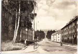Czech Republic, LITVINOV, 1964 used Real Photo Postcard