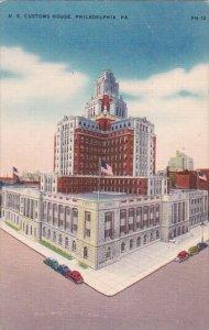 Pennsylvania Philadelphia U S Customs House 1952