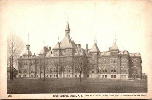 New York Olean High School