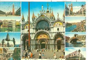 Postal 6427 : Saluti da Venezia