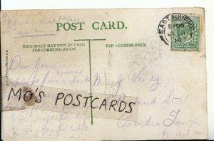 Genealogy Postcard - Verdy - 16 Prebend Street - Camdn Town - London - Ref 8339A