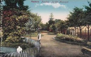 Portugal Madeira Funchal Jardim Municipal