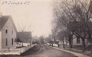 RP: Moncton , New Brunswick, Canada , 1905, Street view #2