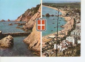 Postal 022319 : Blanes - Costa Brava