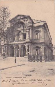 France Avignon Le Theatre 1903