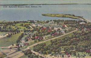 Florida Belleair Belleview Biltmore Hotel Curteich
