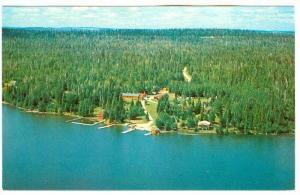 Scout Lake Camp, American Plan and Housekeeping Cottages, Perrault Falls, Ont...