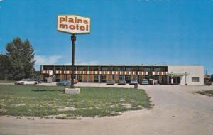 Plains Motel, BROOKS, Alberta, Canada, 40-60´s