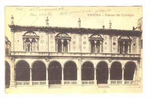 Palazzo Del Consiglio, Verona (Veneto), Italy, 1900-1910s