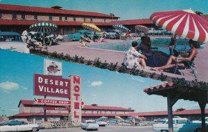 Texas Fort Worth Desert Village Motel & Coffee Shop sk3805