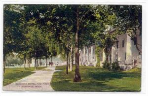Cushman Hotel & Park , PETOSKEY, Michigan, 00-10s