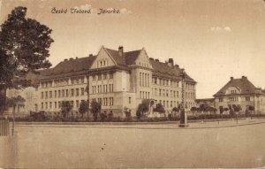 Czech Republic Ceska Trebova Böhmisch Trübau Javorka Advertising Postcard 03.41
