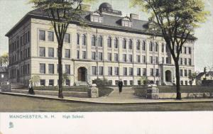 TUCK #5599; MANCHESTER, New Hampshire; High School, 00-10s