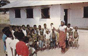 Day School at JEN , Nigeria , PU-1958