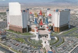 LAS VEGAS , Nevada , 1992 ; Excalibur Hotel Casino