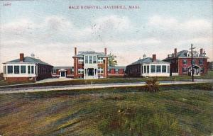 Hale Hospital Haverhill Massachusetts 1909
