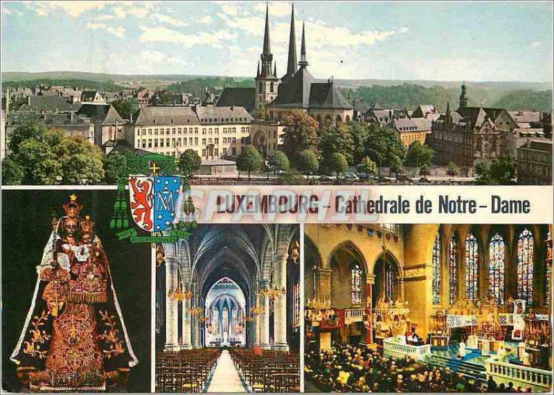 CPM Luxembourg Cathedrale de Notre-Dame