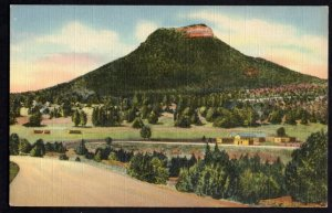 New Mexico Starvation Peak on the Santa Fe Trail pm1944 LINEN