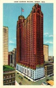 Michigan Detroit Union Guardian Building