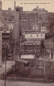 CINCINNATI, Ohio, PU-1908; Mt. Adams Incline Plane