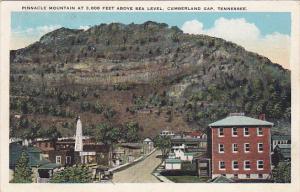 Tennessee Cumberland Gap Pinnacle Mountain at 3,000 Feet Above Sea Level