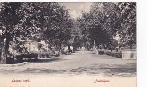 Jabalpur , state of Madhya Pradesh , India , 00-10s ; Queens Road