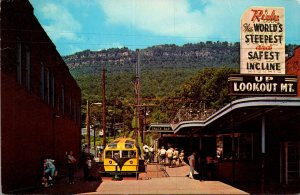 Tennessee Chattanooga Lookout Mountain The Incline Station