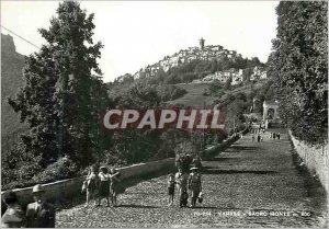 Postcard Modern Varese Sacro Monte
