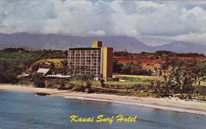 Hawaii Honolulu Kauai Surf Hotel