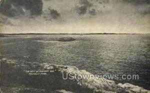 The Reef of Norman's Woe Magnolia MA postal used unknown