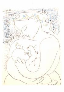 Pablo Picasso - Baby