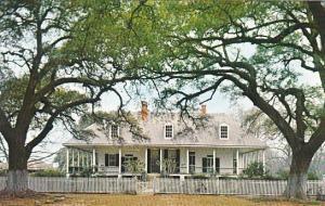 Louisiana Natchitoches Oakland Plantation