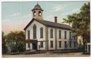 Pepperell, Mass, Town Hall