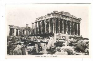 RP:Greece , Athens , The Parthenon , 10-30s