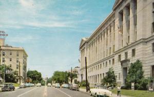 LITTLE ROCK , Arkansas , 50-60s , Capitol Avenue
