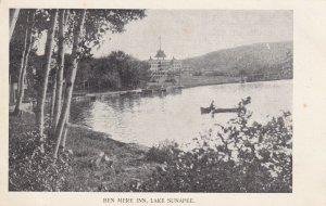 LAKE SUNAPEE, New Hampshire, 1900-1910's; Ben Mere Inn