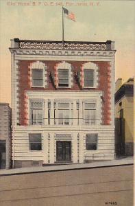 Elks' Home , B.P.O.E. 645 , JERVIS , New York , 00-10s