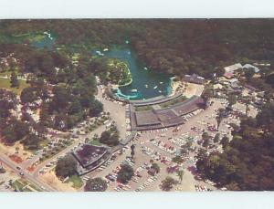 Pre-1980 AERIAL VIEW Silver Springs - Near Ocala Florida FL AC9585
