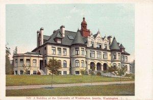 University of Washington, Seattle, Washington, Early Postcard, Unused