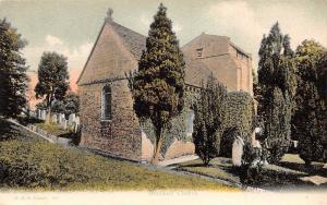 England (Dorset) Studland St. Nicholas' Church