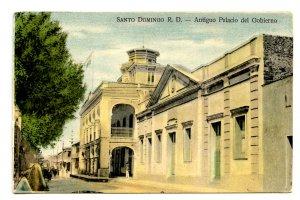 Dominican Republic - Santo Domingo. Antiguo Palacio del Gobierno