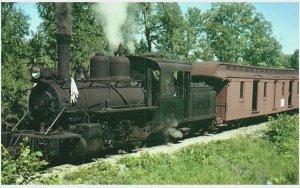 Lot of 10 vintage train postcards (#7)