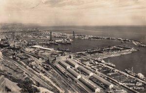 RP: BARCELONA , Spain , 1940s ; El Puerto