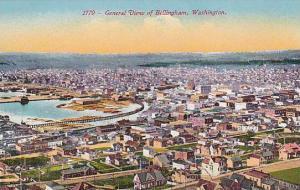 General view of Bellingham,Washington,00-10s