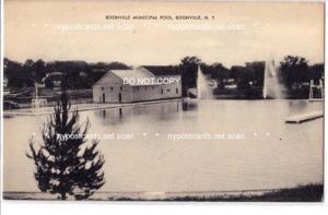 Municipal Pool, Boonville NY