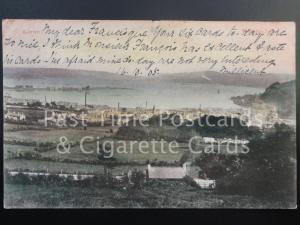 c1905 Co Antrim: Larne (A Panoramic View)