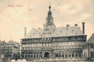 Germany - Emden Rathaus 01.83