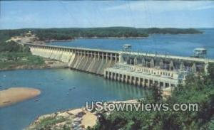 Bagnell Dam & Lake of the Ozarks