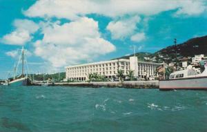The Windward Hotel, St. Thomas, Virgin Islands, 1940-1960s