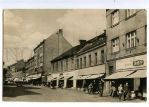 173413 CZECH KLADNO Trida Armady shop slogans Vintage postcard